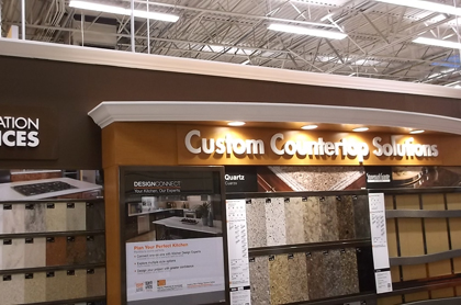 Displays and Millwork